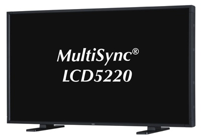 NEC MultiSync LCD5220 LCD TV for Biz