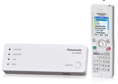 Panasonic KX-WP800 Skype Phone