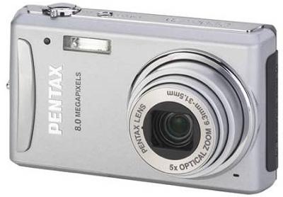 Pentax Optio V20 Digital Camera