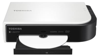 Toshiba Gigashot GSC-DW1 DVD Burner for Gigashot camcorders