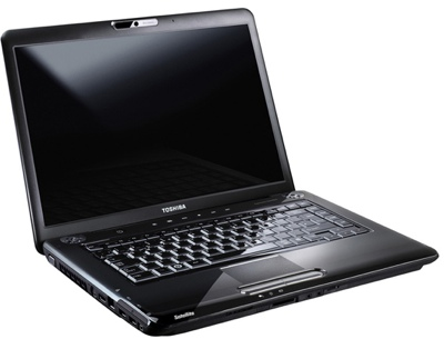 Toshiba Satellite Pro L300 and U400 Notebook