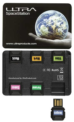 Ultra SpaceStation 6 - 12GB in 6 Drives