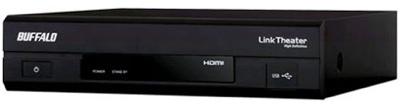 Buffalo LT-H90WN LinkTheater Wireless HD Media Streamer