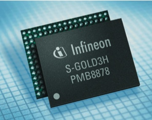 Infineon SGOLD3 - Chipset for 3G iPhone