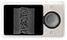 Joy Division Zune Limited Edition