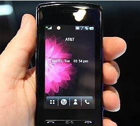 LG Vu - Watch TV Phone