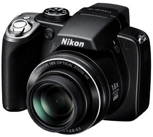 Nikon CoolPix P80 18X Zoom Camera