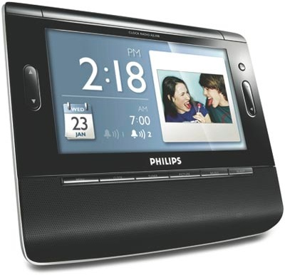 Philips AJL308 Photo Frame / MP3 Player