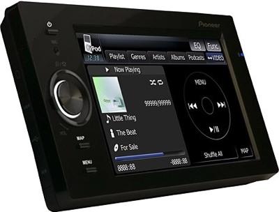 Pioneer AVIC-F500BT GPS Navigator