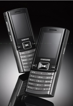 Samsung D780 Dual SIM Phone