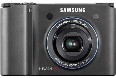 Samsung NV24HD Digital Camera with OLED Display