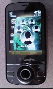 T-Mobile Shadow II PDA Phone