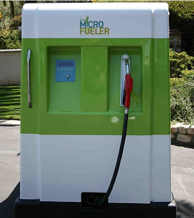 E-Fuel Micro Fueler - backyard Ethanol Producer