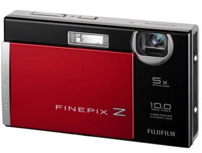 Fujifilm FinePix Z200fd Stylish Shooter