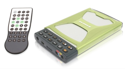IOGEAR Portable Media Player