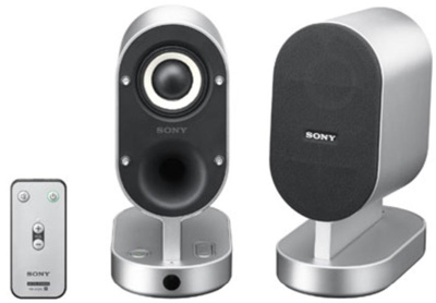 Sony SRSZX1 2.0 Speakers