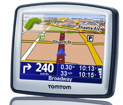 TomTom ONE 130 and XL 330 GPS Devices