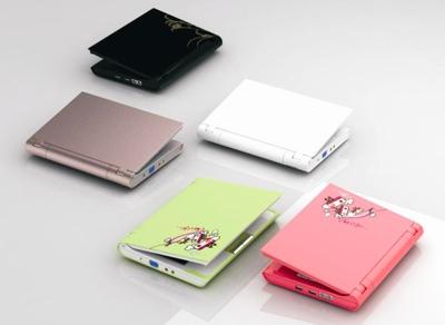Van Der Led Jisus Mini Notebook