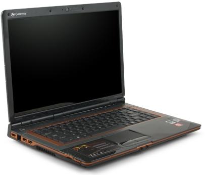 Gateway M-6850FX Notebook PC