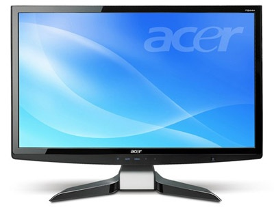 Acer P244W Full HD 16:9 LCD Display