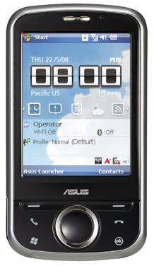 Asus P320 GPS PDA Phone