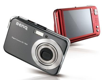 BenQ DSC-T850 Slim Digital Camera