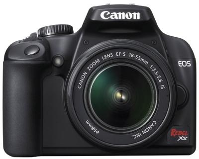 Canon EOS Rebel XS/1000D Digital SLR