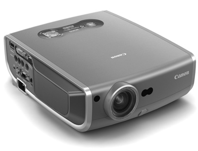 Canon REALiS WUX10 and SX80 Projectors