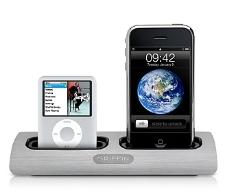 Griffin PowerDock 2 for iPhone and iPod