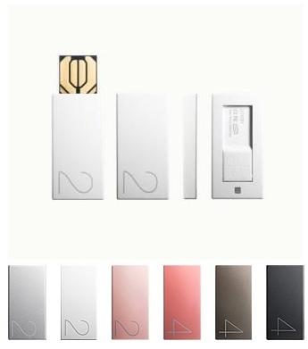 iRiver Domino Flash Drive