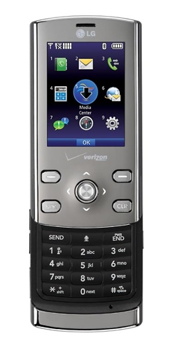 LG Decoy / Verizon VX8610 Slider