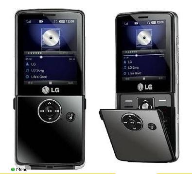 LG KM380 Music Phone