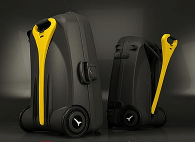 Live Luggage PA-series Battery-powered Suitcase