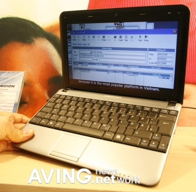 Medion Akoya Mini Laptop