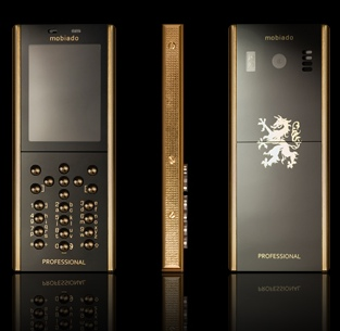 Mobiado 105EM and 105GCB Luxury Phones