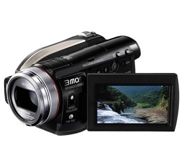 Panasonic HDC-SD100 and HDC-HS100 AVCHD Camcorders