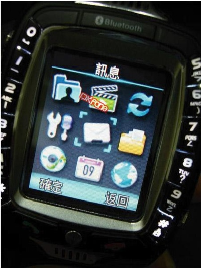 QKFone WF820 Watch Phone