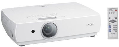 Sanyo PLC-XC55 and PLC-XC50 LCD Projectors