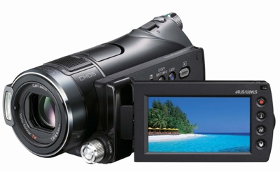 Sony HDR-CX12 Handycam with Smile Shutter