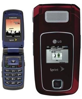 Nextel Direct Connect Phones