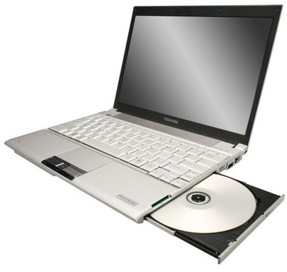 Toshiba Portege R500-S5007V Notebook with 128GB SSD