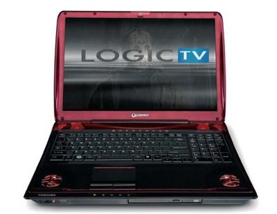 Toshiba Qosmio X305 Gaming Notebook