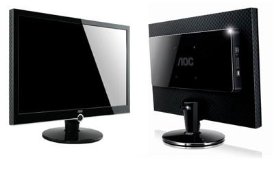 AOC 2230Fm HD3 LCD Monitor has Built-in Media Player
