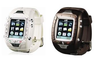 CECT YAMI II Wristwatch Mobile Phone