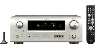 Denon AVC-1909 and AVC-1509 Low-end AV Amplifiers