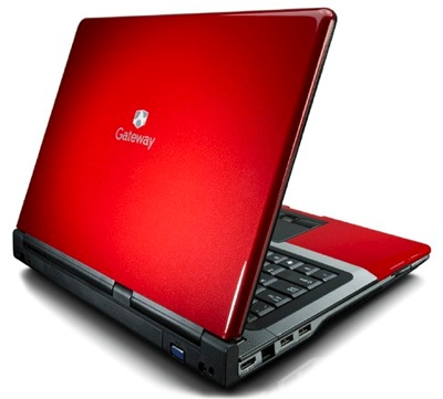 Gateway new P, M and T series Laptops