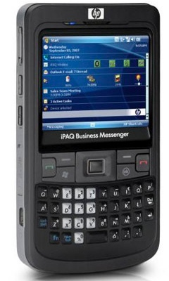 HP iPAQ 910 Business Messenger PDA Phone