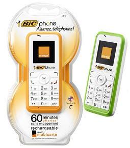 Orange BIC Phone