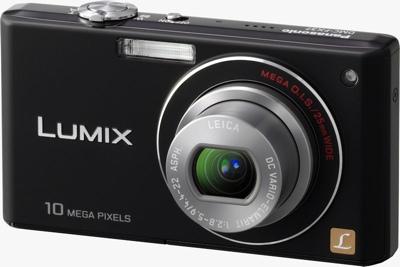 Panasonic Lumix DMC-FX37 Slim Camera