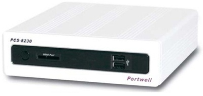 Portwell PCS-8230 Atom Car PC